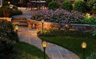 110v landscape lighting