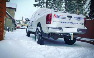 Salen Pickup Vehicle