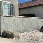 Wall Stucco Finish