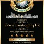 2019 talk of town award